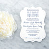 Inn at Millrace Pond Wedding Invitation