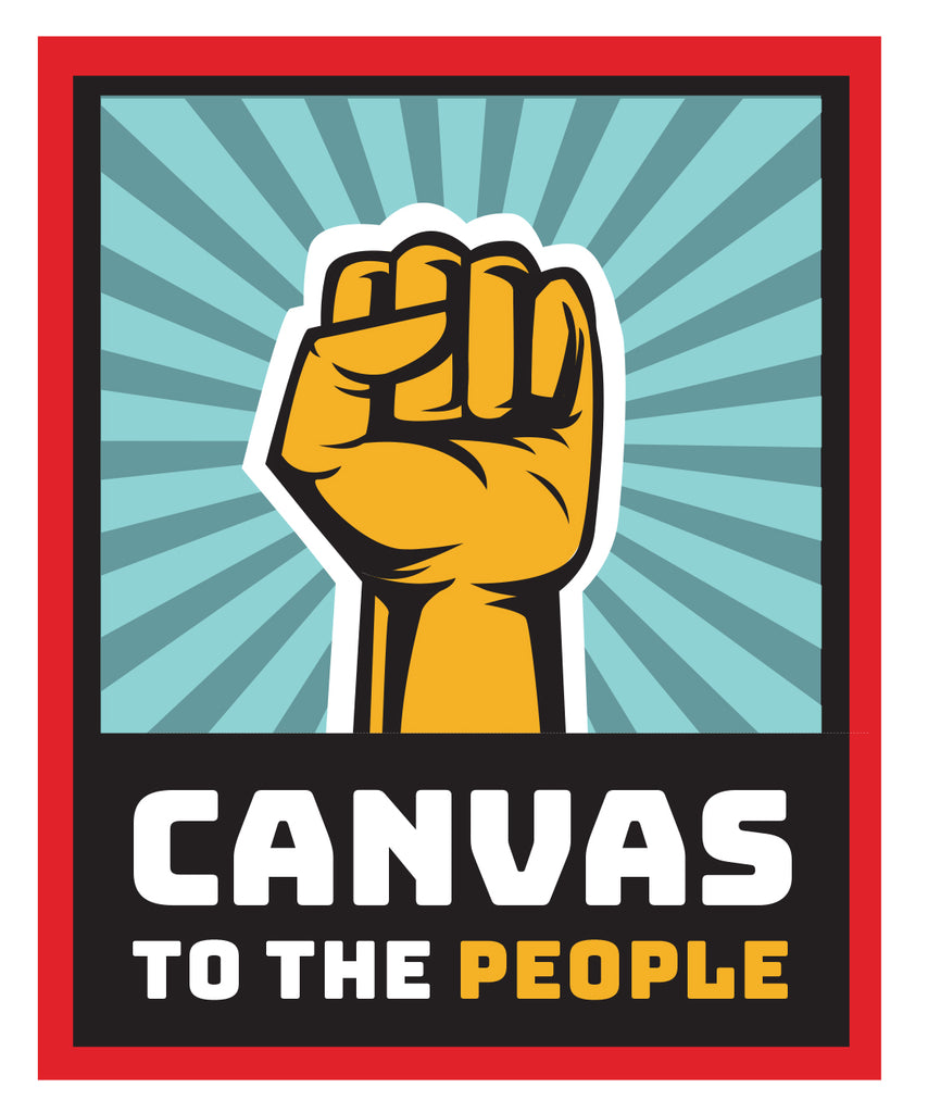 Canvas To The People
