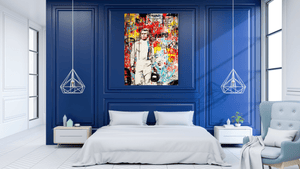 McQueen - canvas-to-the-people - Exclusive Canvas Art Shipped Globally