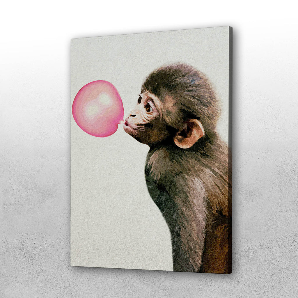 Bubble Gum Monkey