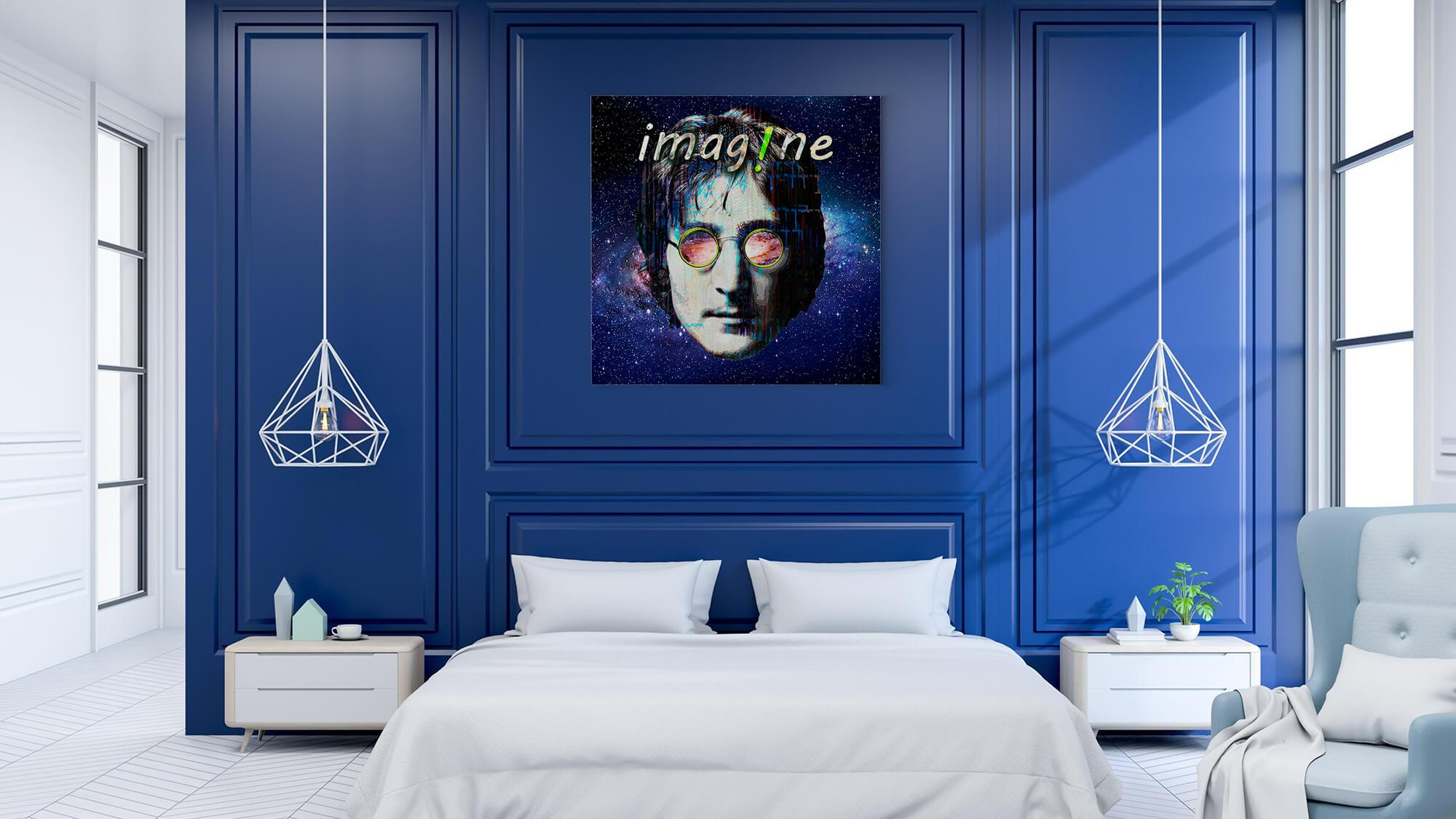 Imagine - canvas-to-the-people - Exclusive Canvas Art Shipped Globally