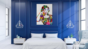 Sofia - canvas-to-the-people - Exclusive Canvas Art Shipped Globally