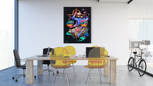 Zodiac - Libra - canvas-to-the-people - Exclusive Canvas Art Shipped Globally