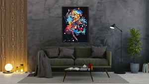 Zodiac - Sagittarius - canvas-to-the-people - Exclusive Canvas Art Shipped Globally