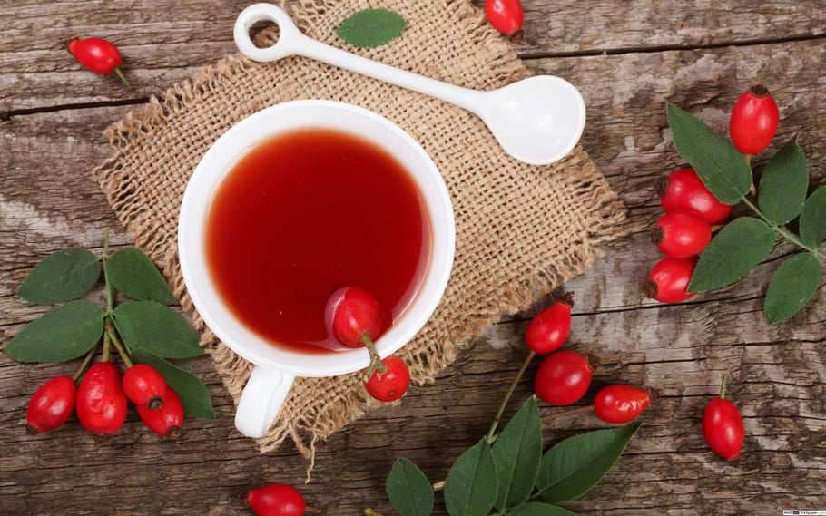 Rosehip health benefits