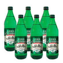 Load image into Gallery viewer, Mineral water Essentuki 17 0.5l glass