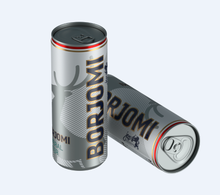 Load image into Gallery viewer, Natural Mineral Water Sparkling Borjomi 330 ml can (Georgia)
