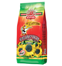 Load image into Gallery viewer, Martin Premium roasted sunflower seeds 200g