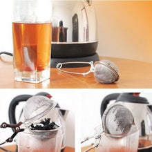 Load image into Gallery viewer, Tea strainer stainless steel