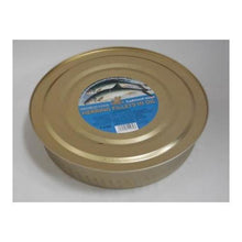 Load image into Gallery viewer, Fishka Atlantic Herring Fillet salted headless in Oil Traditional Recipe 1.3kg tin