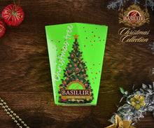 Load image into Gallery viewer, Christmas Tree black green tea collection 85g