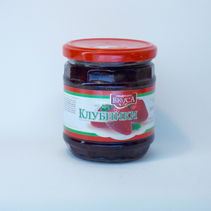 Strawberry preserve homestyle 500g Moldova