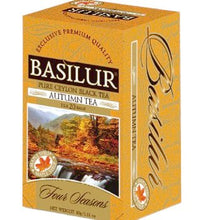 Load image into Gallery viewer, Basilur Four Seasons - Autumn Tea - Ceylon black tea with Maple syrup & safflower 20 teabags