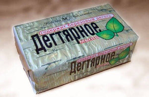 Birch Tar Soap degtyarnoe 140g