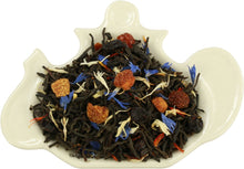 Load image into Gallery viewer, Basilur Frosty Night - Ceylon black tea, barberries, rosehip shell, corn flower, vanilla & almond
