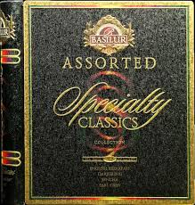 Basilur Speciality Classic Assorted - The Finest Classic Ceylon teas