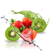 Load image into Gallery viewer, Basilur Strawberry & kiwi - Black tea with wolfberry, red cornflower, strawberry & kiwi 100g