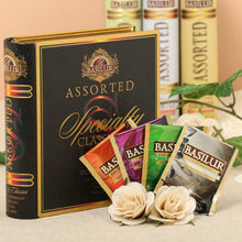 Load image into Gallery viewer, Speciality Classic Assorted - The Finest Classic Ceylon teas - 10, 20, 32 & 60 TEA BAGS