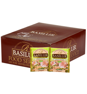 Basilur HORECA Bouquet Collection CREAM FANTASY 100EN tea bags