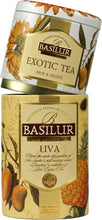 Load image into Gallery viewer, Basilur Two Layer - Exotic fruits black tea & pure Ceylon Black Tea (Uva region)
