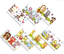 Load image into Gallery viewer, Baby Zoo, Easter Egg Shrinking Wraps (Set of 7)