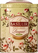 Load image into Gallery viewer, Basilur Flower White Magic Bouquet - Ceylon Milky Oolong Green Tea