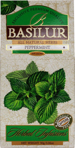 Peppermint Tea Fruit Infusions Caffeine free
