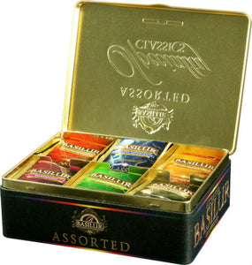 Speciality Classic Assorted - The Finest Classic Ceylon teas - 10, 20, 32 & 60 TEA BAGS