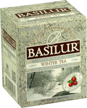 Load image into Gallery viewer, Basilur Four Seasons - Winter Tea - Ceylon Low Grown OP Black Tea with Cranberry