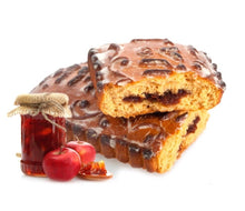 Load image into Gallery viewer, Original Russian Traditional Tula Honey Cake Gingerbread Tulsky Pryanik with fruit filling 140g