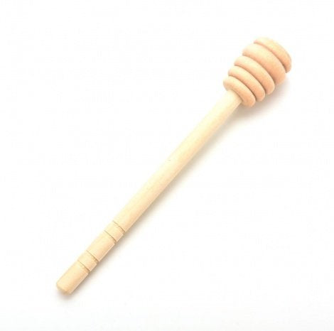 Honey wooden stick Dipper