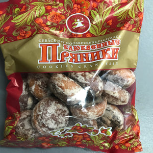 Cookies Gingerbread Cranberry 400g