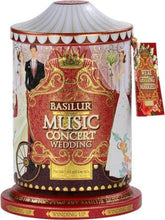 Load image into Gallery viewer, Basilur Music Concert Wedding Black Tea 100g