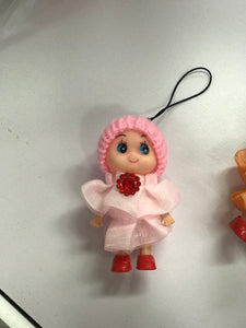 Mini doll phone or bag accessories