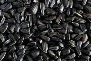 Martin Premium roasted black sunflower seeds unsalted 500g