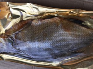 Dry Fresh Water Bream Lesch Whole 170-200g