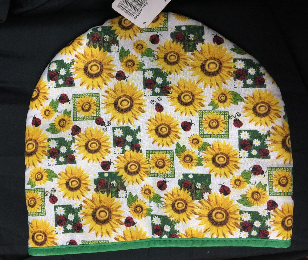 Tea Cosy Sunflowers Large