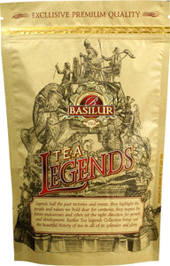 pure Ceylon Black Tea (OP1) - Basilur Legends Ancient Ceylon Tea Book 100g