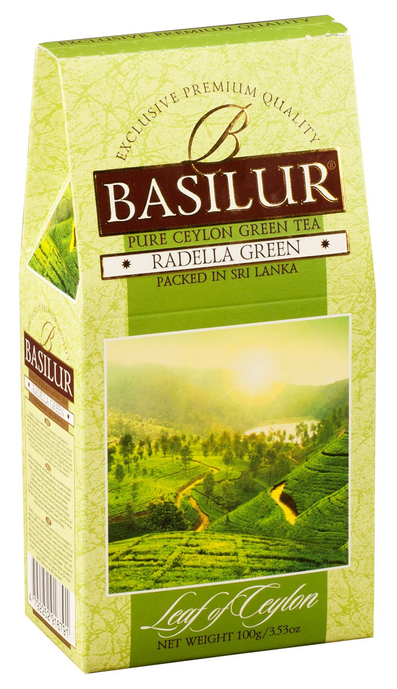 Green Tea Ceylon Radella 100g
