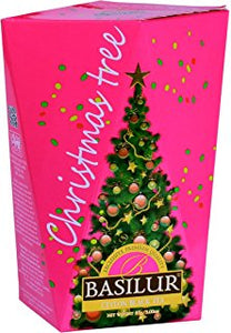 Christmas Tree black green tea collection 85g