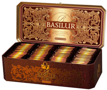 Load image into Gallery viewer, Basilur Pure Ceylon Premium Black Tea Gift Box - High grown, Mellow & Smooth 100 tea bags