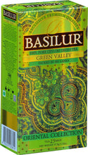 Load image into Gallery viewer, Basilur Oriental Green Valley - Pure Ceylon Green Valley Tea