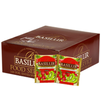 Load image into Gallery viewer, Basilur MAGIC FRUITS HORECA 100EN tea bags Strawberry & Kiwi black tea