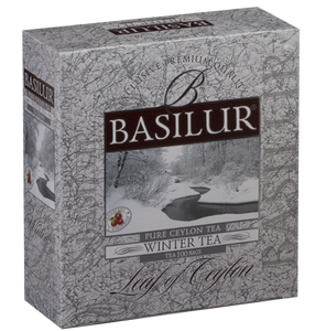Basilur Four Seasons - Winter Tea - Ceylon Low Grown OP Black Tea with Cranberry