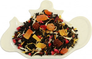 Basilur Magic Fruits - Black tea with Raspberry & Rosehip 100g