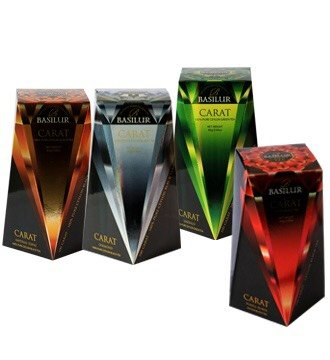 Premium Ceylon Tea CARAT collection loose tea 85g