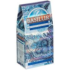 Basilur Frosty Afternoon - Ceylon Black Tea with Cornflower, Passion fruit & Orange