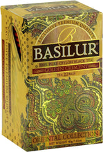 Load image into Gallery viewer, Basilur Oriental Golden Crescent - Pure Ceylon Black Pekoe Tea