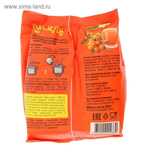 Fitodar KISSEL Seabuckthorn 200g natural with vitamins
