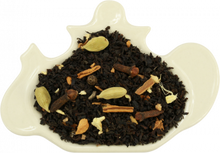 Load image into Gallery viewer, Masala Chai - Spiced Black Tea with Cinnamon, Ginger, Cloves, Nutmeg & Pepper